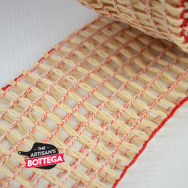 Featuring a  Heavy Duty Double Banded Elastane Pattern