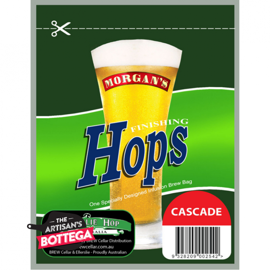 Used in Pale Ales & IPA
