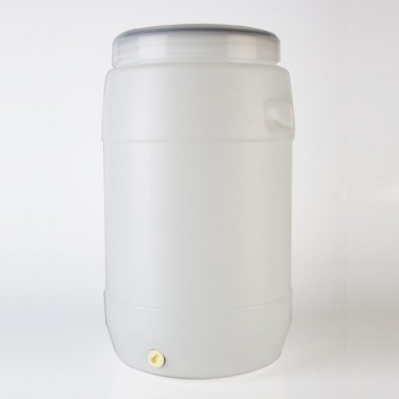 Brewing Fermenter Plastic 30 Lt with screw lid