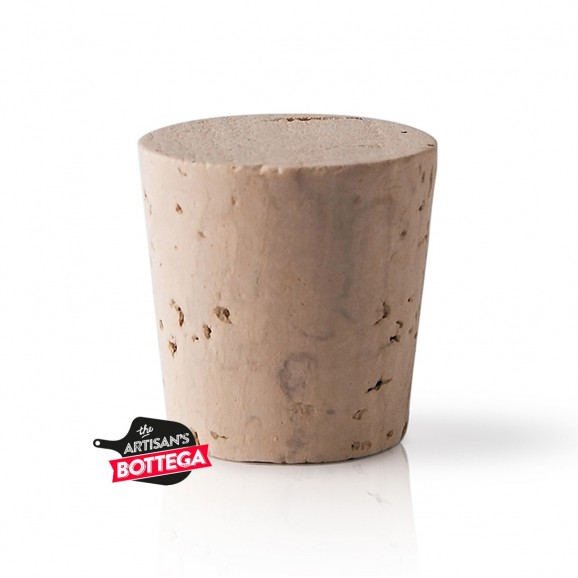 Natural Tapered Cork 59-65mm