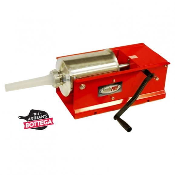 Equip-Pro Meat Sausage Filler Red