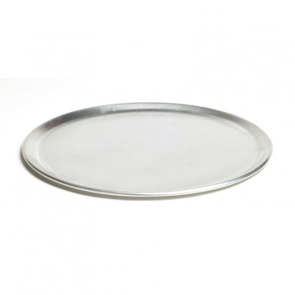 Aluminium Pizza Tray Round with 8mm lip