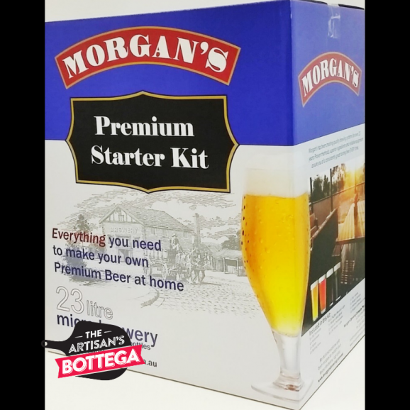 Make premium beer at home