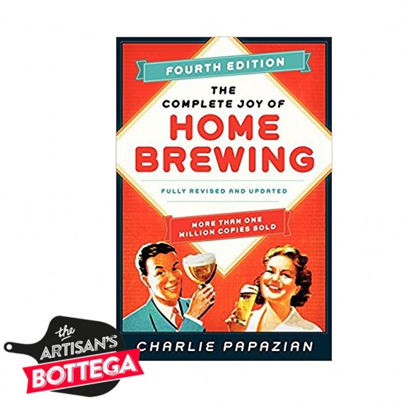 Beer Book - The Complete Joy of Home Brewing