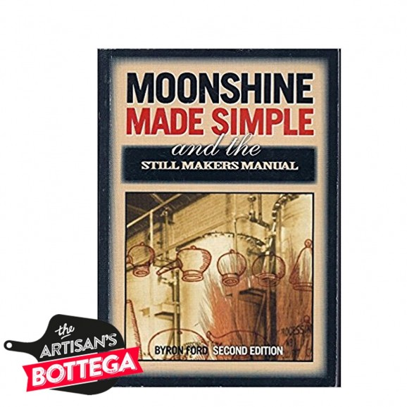 Book Moonshine Made Simple Byron Ford