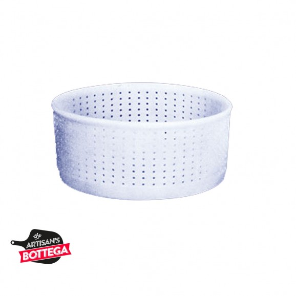 Cheese Mold Strainer Hard Plastic OD 20 to 19 cm x HT 9.7 cm
