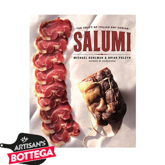 Book- SALUMI- The Craft of Italian Dry Curing. By- Michael Ruhlman