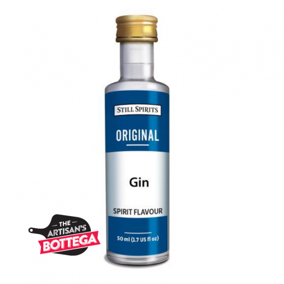 A traditional gin flavouring