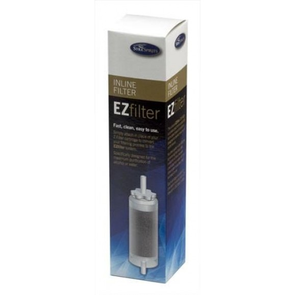 Still Spirits EZ Inline Carbon Filter ( attach to fermenter or tank)
