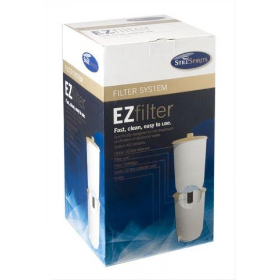 Still Spirits EZ Filter with Carbon cartridge