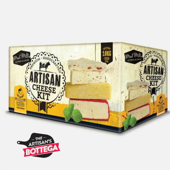 The ultimate kit for cheese lovers