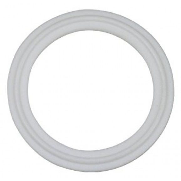 Oring 2.0 inch Flat gasket seal ( ribbed 2 sides) to suit Triclover fitting