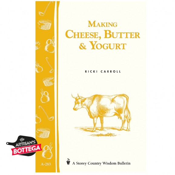 Making Cheese Butter and yogurt by Caroll
