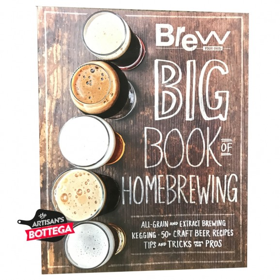 The Big Book Of Home brewing- By: Brew your own