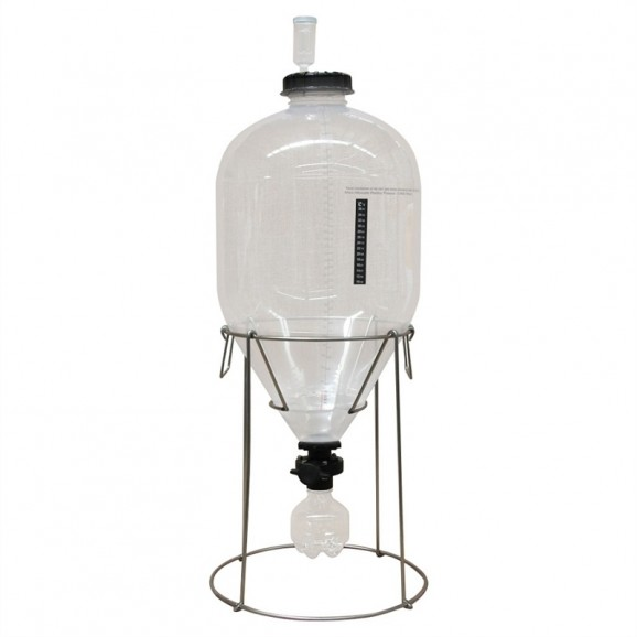 Fermenter Conical PET 35L brewing starter Kit