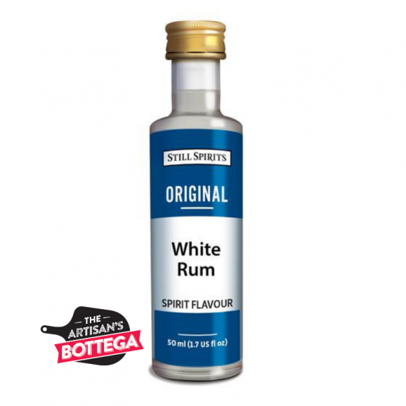 A traditional white rum flavouring