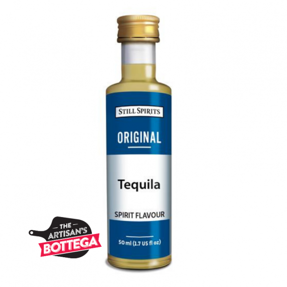 A traditional tequila flavouring