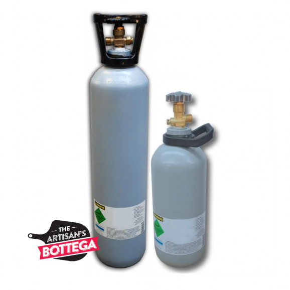 CO2 Gas Cylinder New