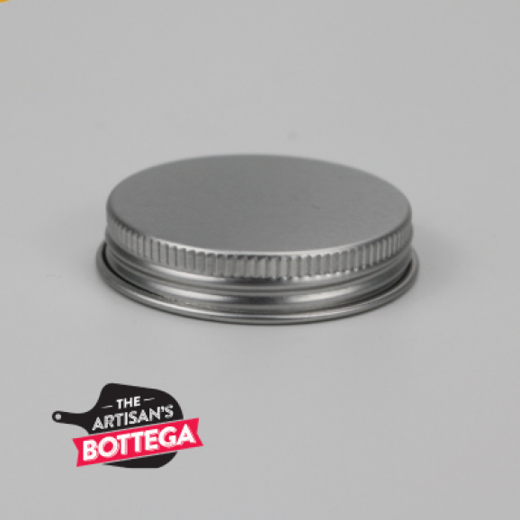 38mm Silver cap for 2lt flagon