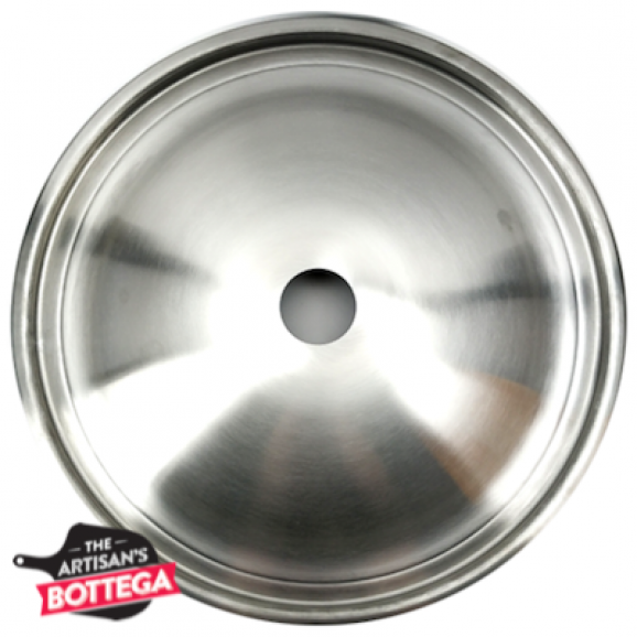 Spare S/Steel boiler lid ( ID 47mm hole ) for Alcoengine