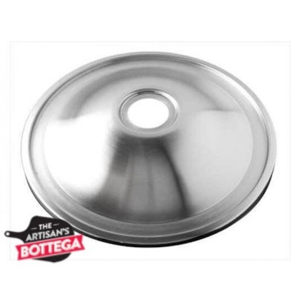 Spare S/Steel lid ( with 47mm hole ) for Alcoengine condenser and boilers 65 Lt