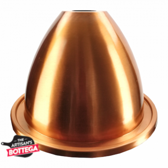 Alembic Copper Dome Top only with 47mm hole