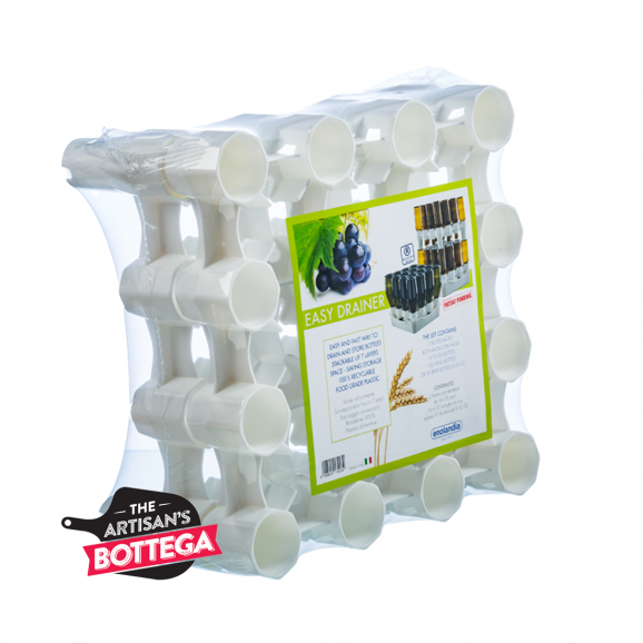 Enolandia Fast Stack Bottle Drainer