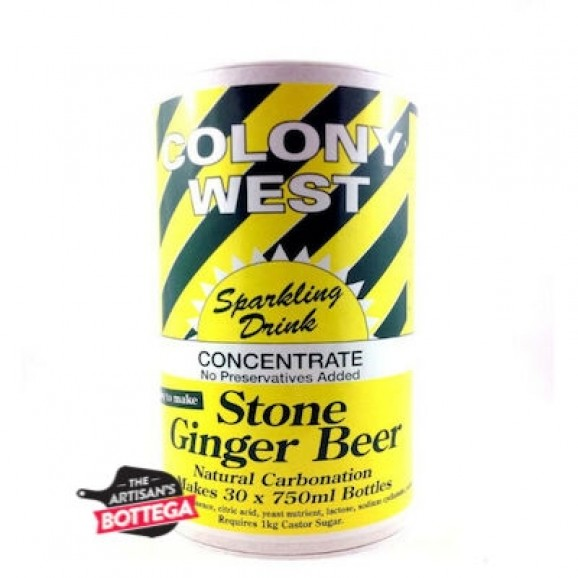 Colony West - Smooth Ginger Beer (for 23L)