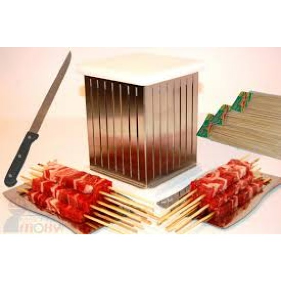 Cubo S/S K100 Skewer Making Box