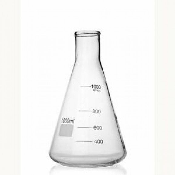 Erlenmeyer Conical Flask (Borosilicate)