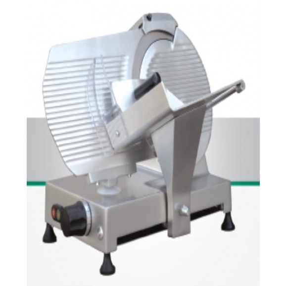 Essedue 300mm Electric Slicer with Blade Sharpener