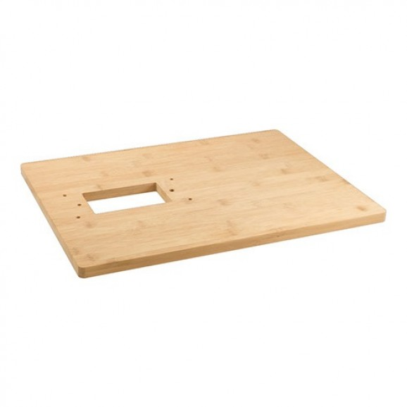 Bamboo Board to mount Grain Mill ( 45 x 34 x1.5 cm )