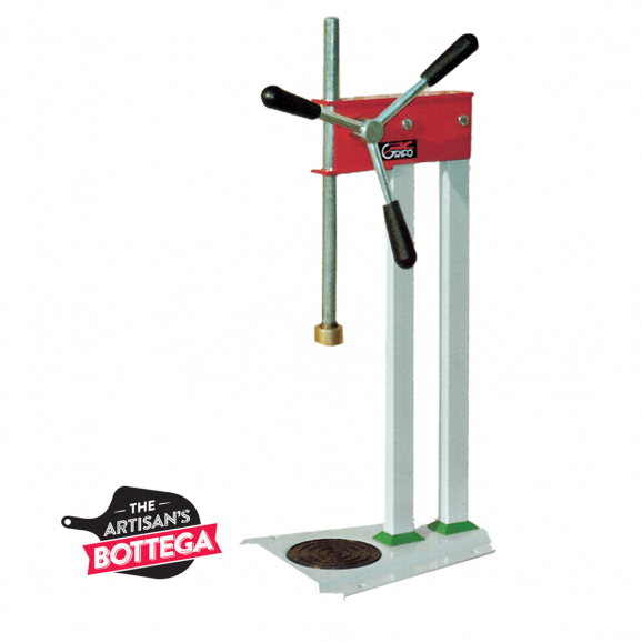 Grifo Bench Capper 26mm with Rotary Arm