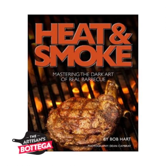 Really lift your bbq with this book