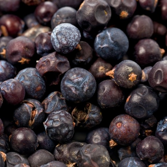 Dried Juniper Berries