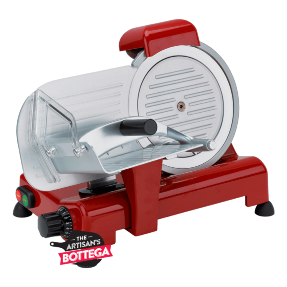 Lucy GS Slicer 200 mm Silver- By RGV Italy