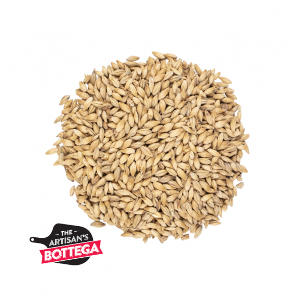 Traditional Ale Malt - Cracked Grains
