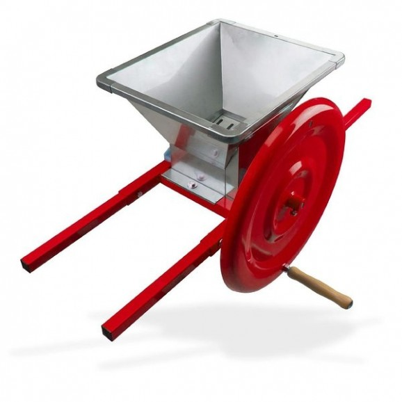 Manual Stainless Steel Apple Crusher