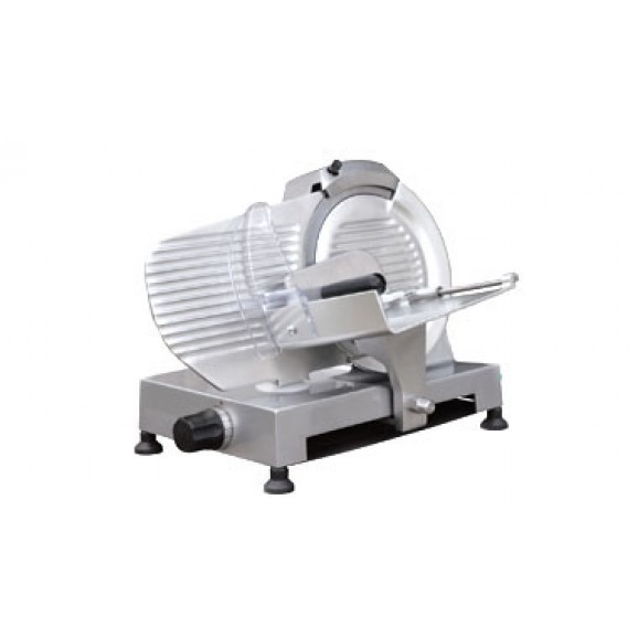 Essedue 250mm Electric Slicer with Blade Removal Kit