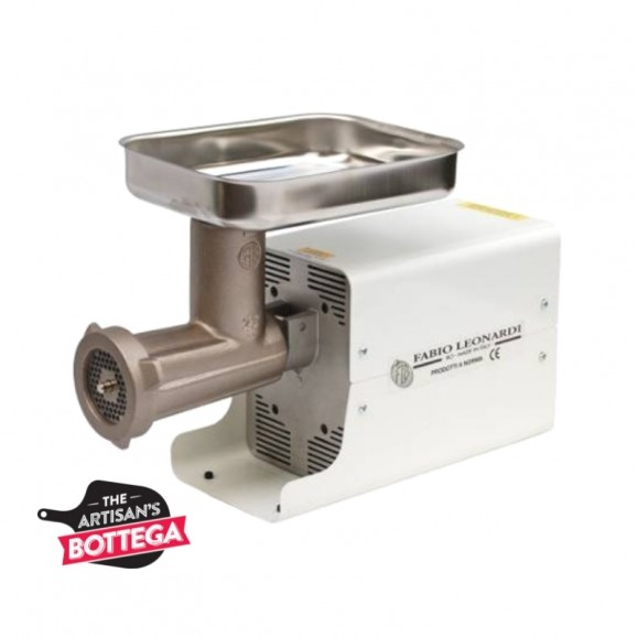 FLB Mincer Package with White Motor Cover