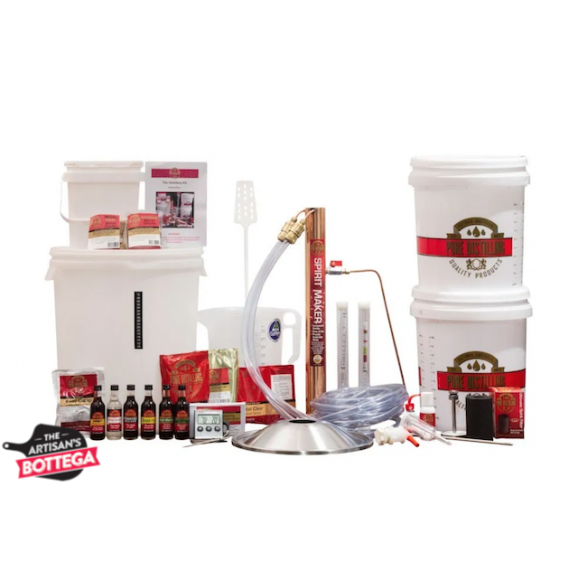 Pure Distilling Distillery Kit - complete accessories