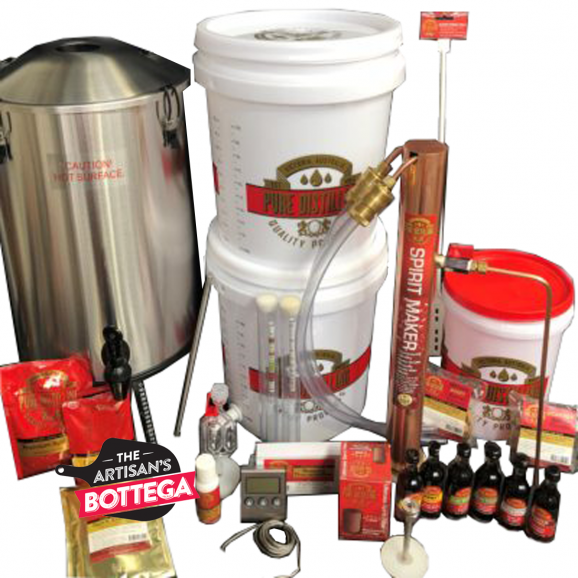 Pure Distilling Spirit Maker Kit