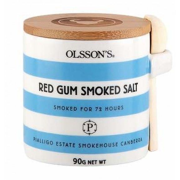 ea Salt Red gum 72 Hr smoked - 90 g - By Olssons
