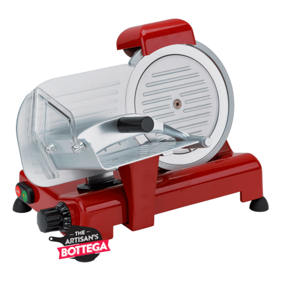 Lucy GS Slicer 200 mm Red - By RGV Italy