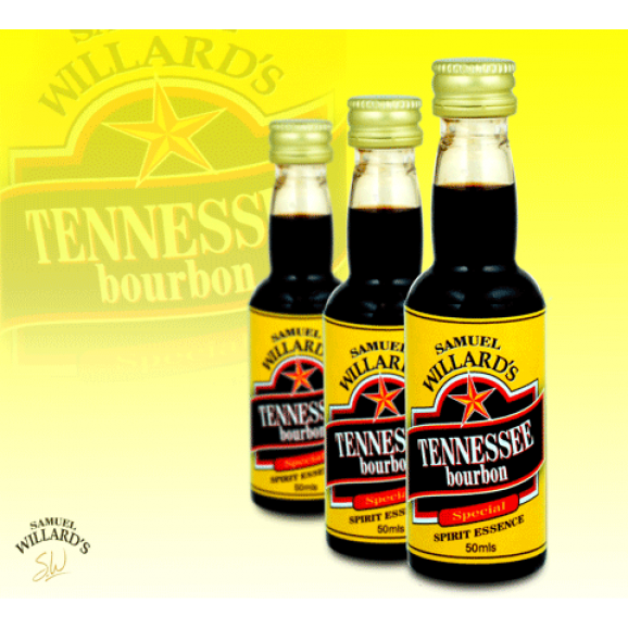 Samuel Willards Gold Star Essence Tennessee Bourbon 50ml
