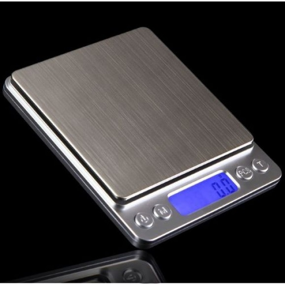 Scale Digital 3000g x 0.1g with batteries