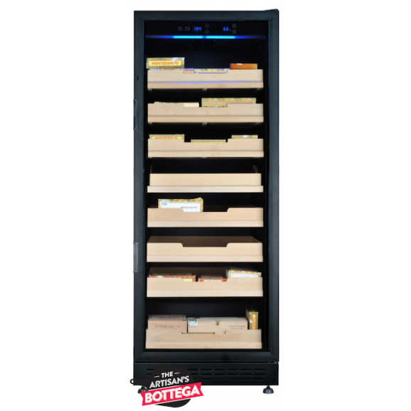 Fridge Wine Storage - with humidity 80% control - Large