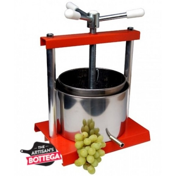 Perfect for pressing a varity of different fruits