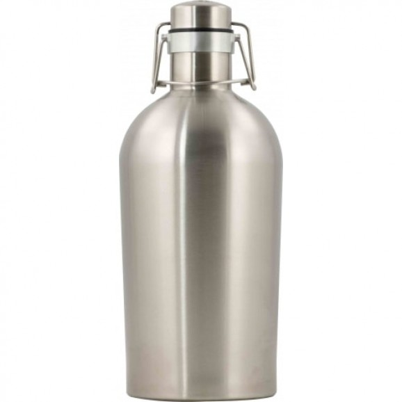The Ulimate Growler 2Lt Double Wall Insulated 304 S/S