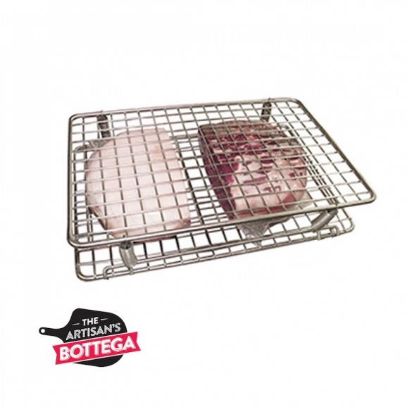 Stainless Steel Meat Press Cage